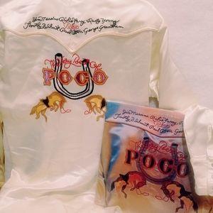 Poco Shirt worn by Richie Furay